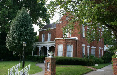 Annabelle bed and breakfast, Vicksburg, Mississippi